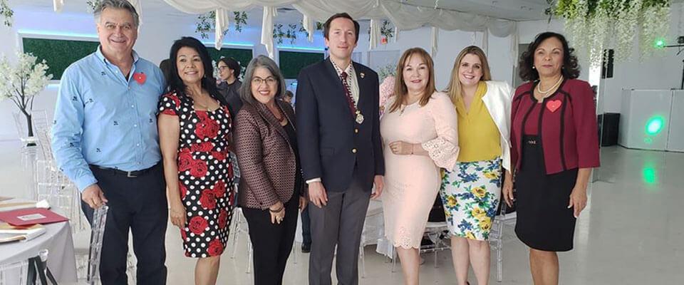 Celebrando el día internacional de la mujer, conjunto al reconocimiento a NCS
